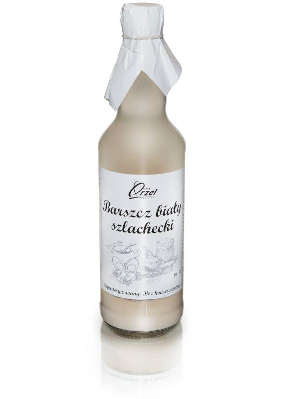 barszcz biały w butelce - sklep orzeł polska